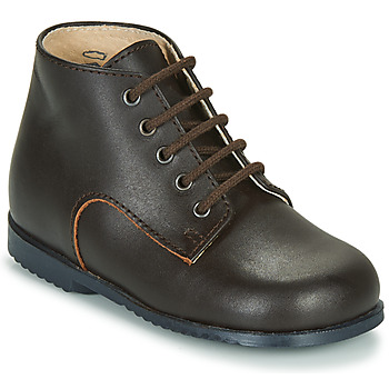 Chaussures Enfant Boots Little Mary MILOT Marron
