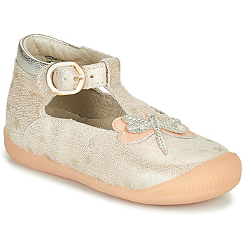 Chaussures Fille Sandales et Nu-pieds Little Mary GLYCINE Nude