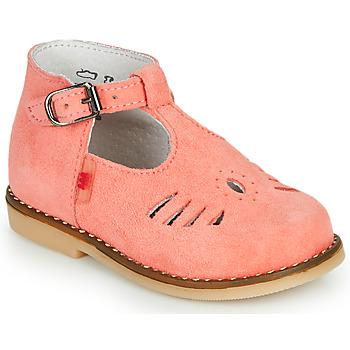 Chaussures Fille Sandales et Nu-pieds Little Mary SURPRISE Rose