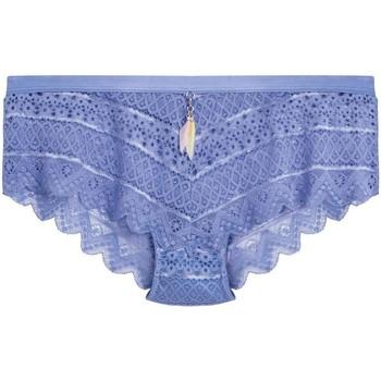 Sous-vêtements Femme Shorties & boxers Pommpoire Shorty lavande Orage Bleu