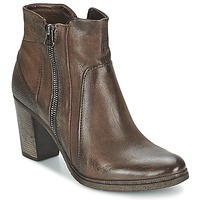 Chaussures Femme Bottines Dream in Green ELIZAVETA Taupe
