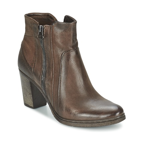 Bottines / Boots Dream in Green ELIZAVETA Taupe 350x350