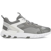 Chaussures Homme Baskets basses Geox Baskets U Grecale Gris