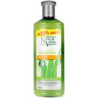 Beauté Shampooings Natur Vital Champú Sensitive Hidratante 400 Ml