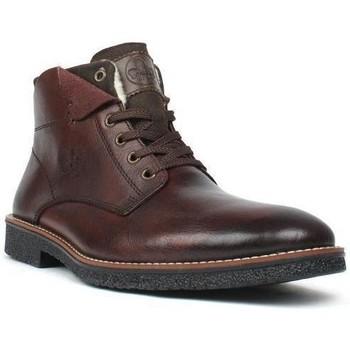 Chaussures Homme Boots Rieker Bottes Nobel Virage Ambor Marr Marron