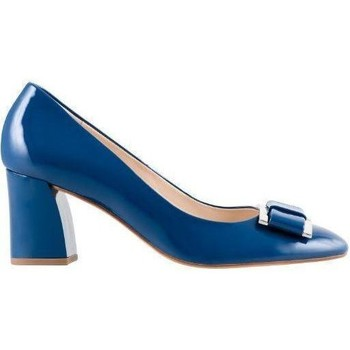 Chaussures Femme Escarpins Högl Talons hauts bleus fantaisie Bleu