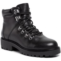 Chaussures Femme Bottines Vagabond Bottines noires Kenova Noir