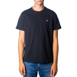 Vêtements Homme T-shirts manches courtes Levi's  Noir