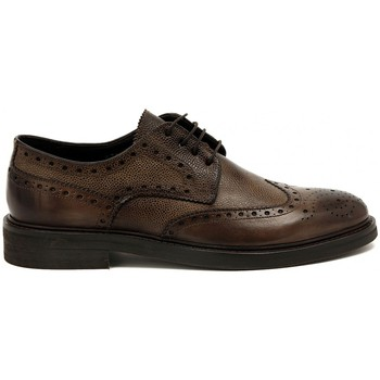 Chaussures Homme Derbies Kammi BRECOS ALLACCIATA DELAVE TAUPE Multicolore