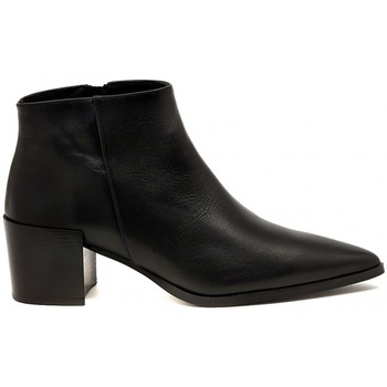 Chaussures Femme Boots Palomitas EQUITARE  TRONCHETTO CANADA NERO    123,3