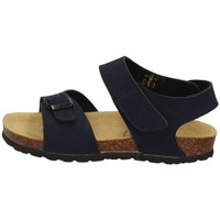 Chaussures Garçon Sandales et Nu-pieds Evoca EJ608A BLEU
