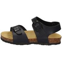 Chaussures Garçon Sandales et Nu-pieds Evoca EJ606A BLEU