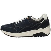 Chaussures Homme Baskets basses IgI&CO 51320/33 BLEU CLAIR
