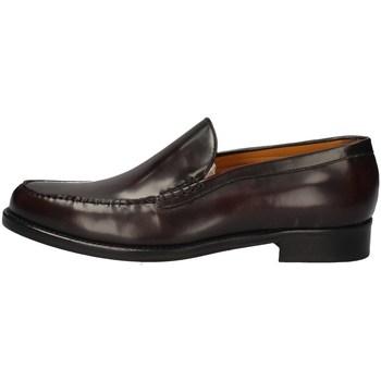 Chaussures Homme Mocassins Hudson FL06 BORDEAUX
