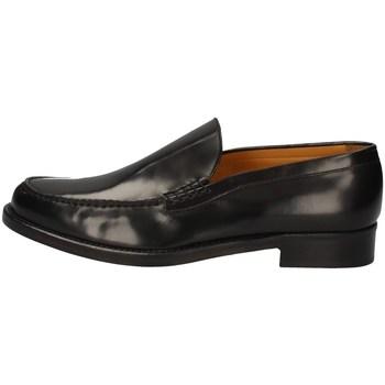 Chaussures Homme Mocassins Hudson FL06 NOIR
