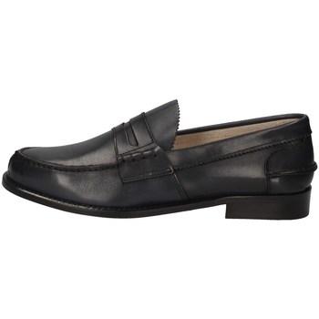 Chaussures Homme Mocassins Hudson COLLEGE BLEU