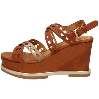 Chaussures Femme Sandales et Nu-pieds Wrangler WL01570A COGNAC