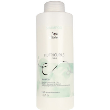 Beauté Shampooings Wella Nutricurls Shampoo Curls  1000 ml