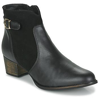 Bottines / Boots So Size SERELLE Noir 350x350