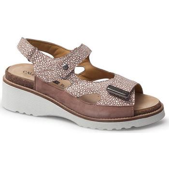 Chaussures Femme Chaussures Diabetic M 2101 Calzamedi SANDALE  THANA BEIGE