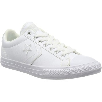 Chaussures Enfant Baskets basses Converse star player ev 2v lt blanc