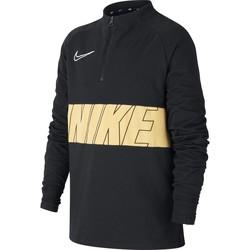 Vêtements Enfant Sweats Nike Training Top Academy noir