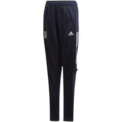 Vêtements Enfant Pantalons de survêtement adidas Originals Pantalon Juventus Turin Training 2020-21 bleu