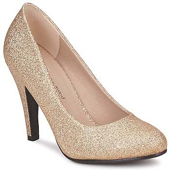 Chaussures Femme Escarpins Moony Mood EBALIA Gold
