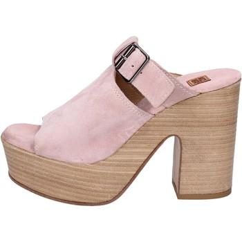 Chaussures Femme Sandales et Nu-pieds Moma BK100 Rose