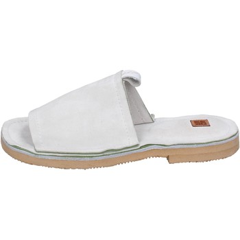 Chaussures Femme Mules Moma BK121 blanc