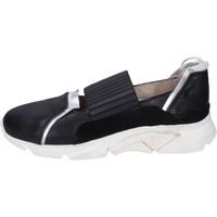 Chaussures Femme Slip ons Moma BK123 noir