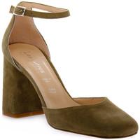 Chaussures Femme Escarpins Priv Lab KAKY CAMOSCIO Verde