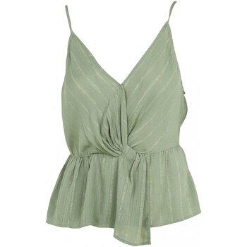 Vêtements Femme Tops / Blouses See U Soon 20111146 Vert