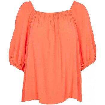 Vêtements Femme Tops / Blouses See U Soon 20111195 Orange