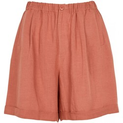 Vêtements Femme Shorts / Bermudas See U Soon 20149126B Orange