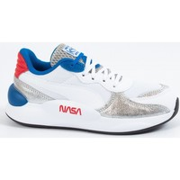 Chaussures Garçon Baskets basses Puma Space Agency PS Blanc