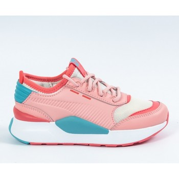 Chaussures Fille Baskets basses Puma RS-0 Smart PS Rose