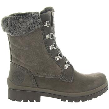 Chaussures Femme Bottes de neige Panama Jack TUSCANI Gris