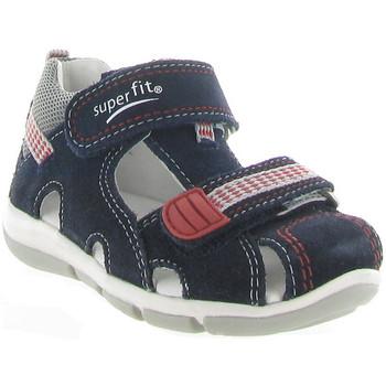 Chaussures Enfant Sandales sport Superfit 140 Bleu