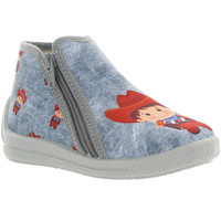 Chaussures Enfant Chaussons bébés Bellamy DAX Gris