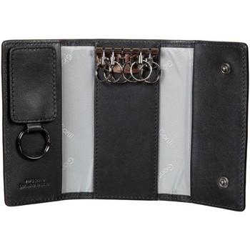 Accessoires textile Homme Porte-clés Gianni Conti 1509707 Porte-clés homme NOIR NOIR