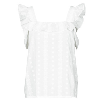 Vêtements Femme Tops / Blouses Betty London OOPSA Blanc