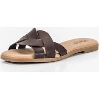 Chaussures Femme Mules Trend CAMILA Marron