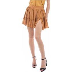 Vêtements Femme Jupes See U Soon 20131124 Jaune