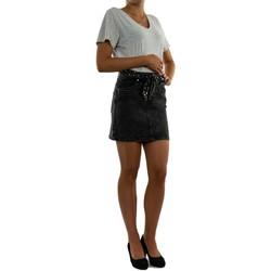 Vêtements Femme Jupes Only wild grey denim gris