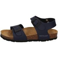 Chaussures Garçon Sandales et Nu-pieds Grunland SB1206 BLEU