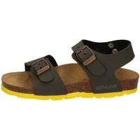 Chaussures Garçon Sandales et Nu-pieds Grunland SB0901 OLIVE