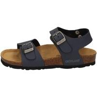 Chaussures Garçon Sandales et Nu-pieds Grunland SB0901 BLEU