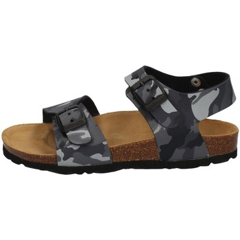 Chaussures Garçon Sandales et Nu-pieds Grunland SB0115 GRIS