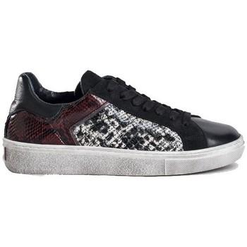 Chaussures Femme Baskets basses Reqin's Basket slade mix Gris